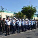 Nhà máy Thuốc lá Khatoco Khánh Hòa tổ chức lễ xuất quân