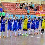 Trận thi đấu đầu tiên: Thương mại Khatoco gặp Trung tâm giống ĐĐCS Ninh Hòa (17/09/2017)