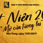 Đếm ngược thời gian về ngày tổ chức… TẤT NIÊN 2018: MỞ CỬA TƯƠNG LAI