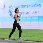 Hình ảnh – với tôi – là đẹp nhất về Cô gái vàng của cuộc thi chạy việt dã nam – nữ năm nay