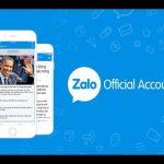Khatoco mở rộng kênh giao tiếp, sử dụng Zalo OA trong hoạt động truyền thông nội bộ và tiến tới truyền thông với khách hàng