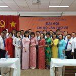 ĐẠI HỘI CHI BỘ CÔNG TY TNHH THƯƠNG MẠI KHATOCO LẦN THỨ VII, NHIỆM KỲ 2020-2022